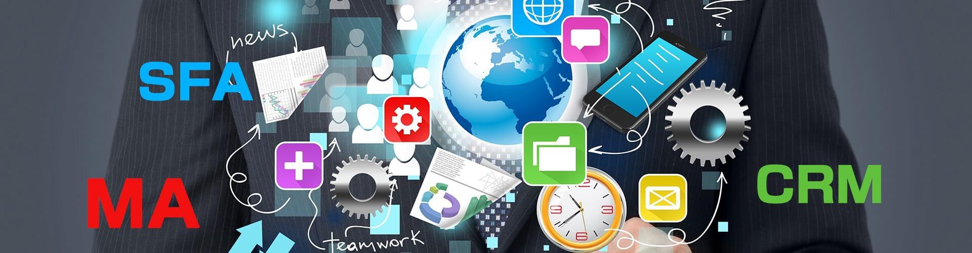 新規顧客開拓営業のツール